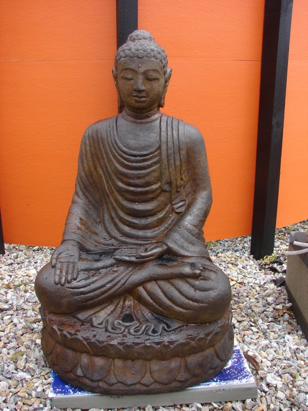 Extra Large Sitting Buddha (click to enlarge)