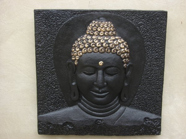 Buddha Plaque (click to enlarge)