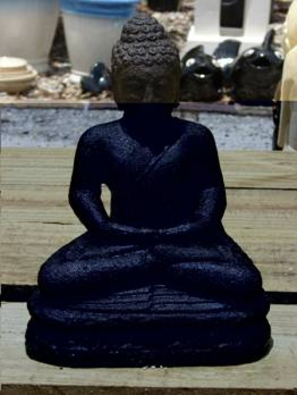 Small Sitting Buddha (click to enlarge)