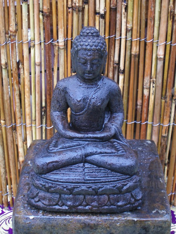 Very Small Sitting Buddha (click to enlarge)