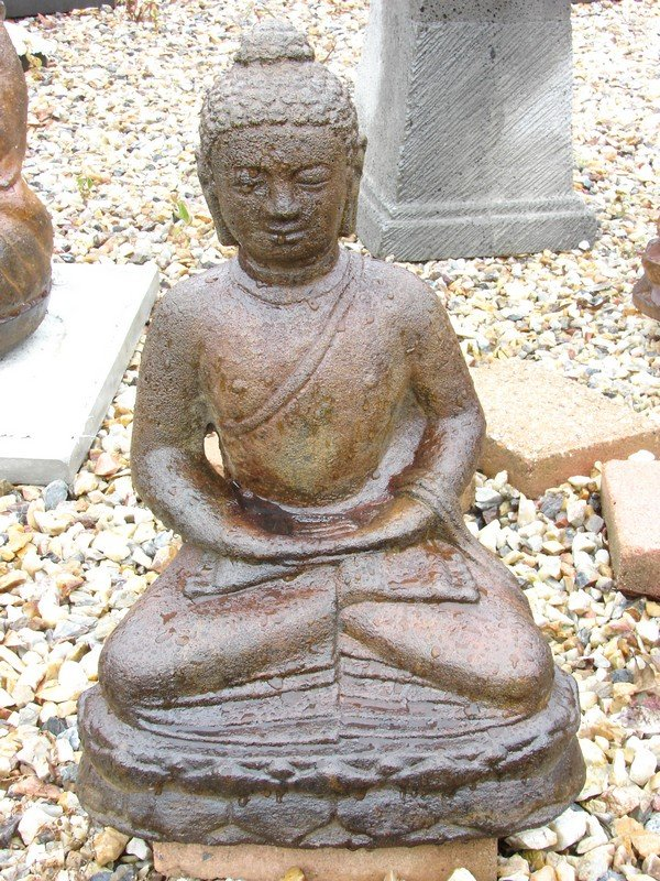 Medium Sitting Buddha (click to enlarge)