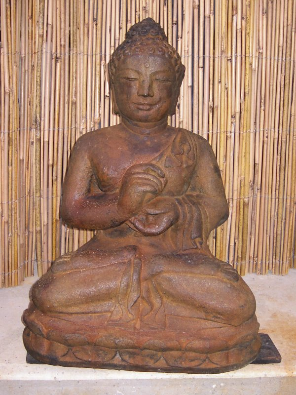 Hands Buddha (click to enlarge)